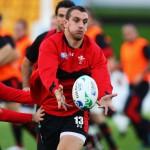 Il Galles che sfida gli All Blacks