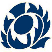 scozia rugby logo