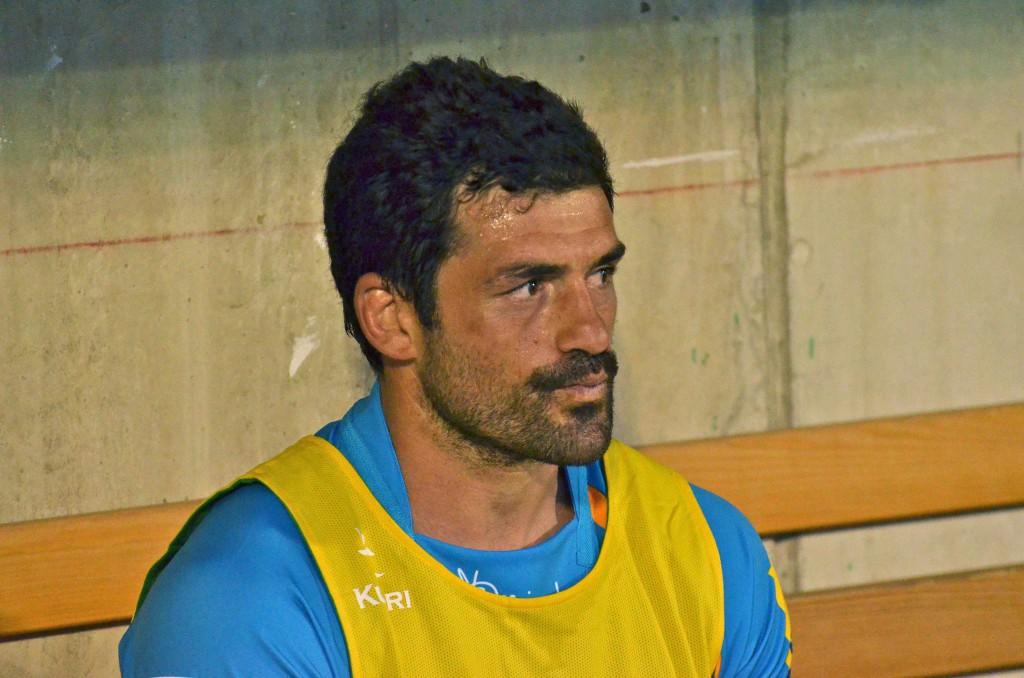 Torna in squadra Andrea Masi