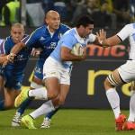L'Italia sconfitta dai Pumas 20 a 18