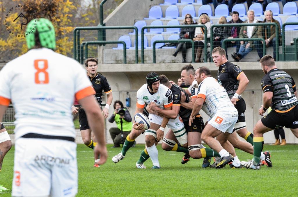 La quarta giornata della Champions Cup di rugby