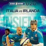 Sei Nazioni under 20: troppo forte l'Irlanda per l'Italia