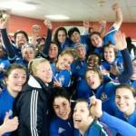 Sei Nazioni femminile 2015: l'Italia trionfa in Scozia