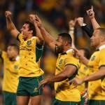 Rugby Championship 2015: l'Australia beffa il Sud Africa