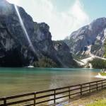 Alta Via 1, prima tappa: dal Lago di Braies al Rifugio Pederù