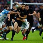RWC 2015: i Pumas impegnano gli All Blacks