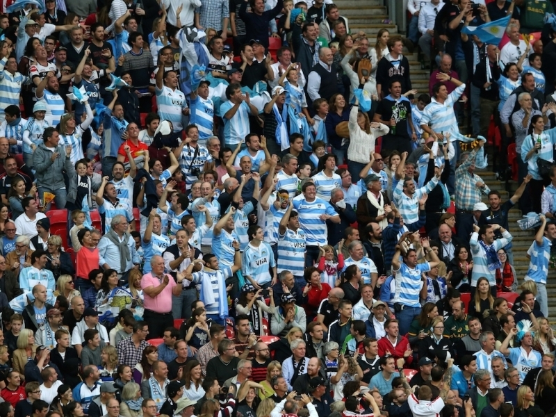 Pumas rugby World cup