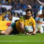 L'Australia è in finale di Rugby World Cup 2015