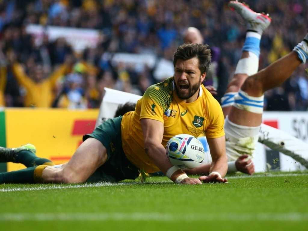 L'Australia è in finale di Rugby World Cup 2015