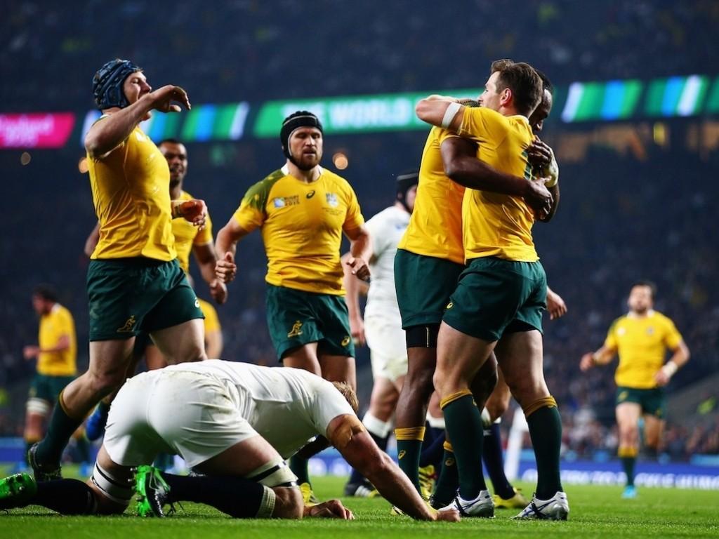 Australia trionfa a Twickenham