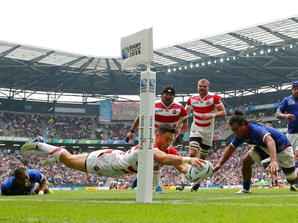 RWC 2015: il Giappone rimane in corsa