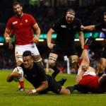 RWC 2015: gli All Blacks spazzano via la Francia