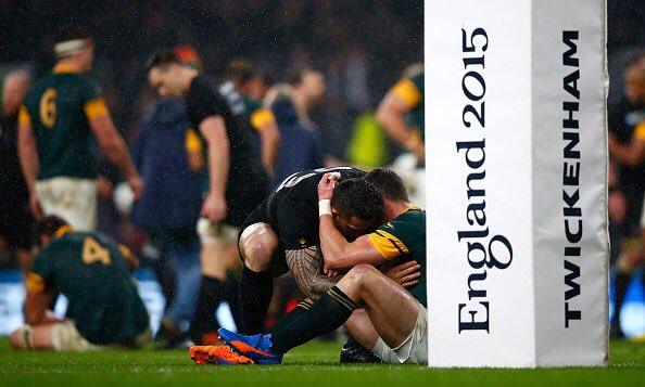 Gli All Blacks conquistano la quarta finale di Rugby World Cup