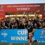HSBC Sevens World Series: vittoria in rimonta per la Nuova Zelanda