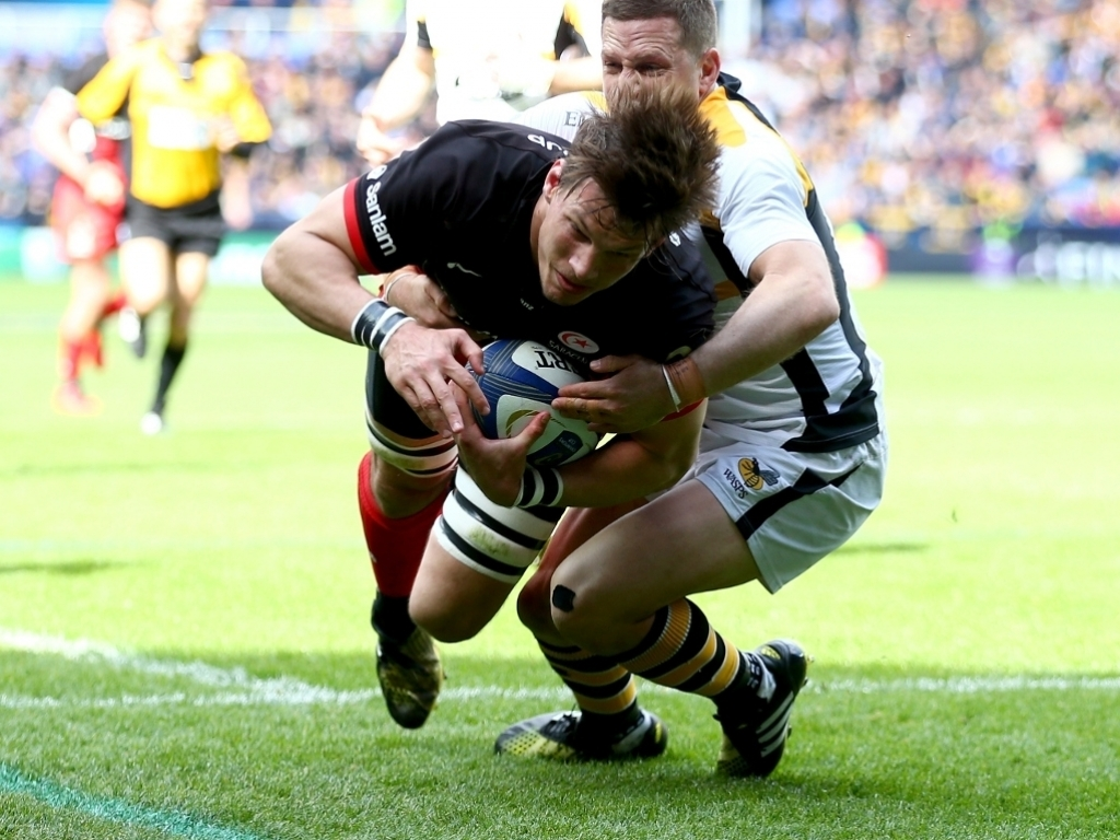 European Champions Cup 2015-16: Saracens in finale
