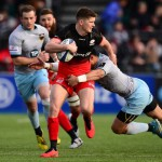 European Champions Cup: i Saracens in semifinale