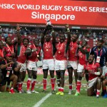 HSBC Sevens World Series: il Kenya fa la storia a Singapore