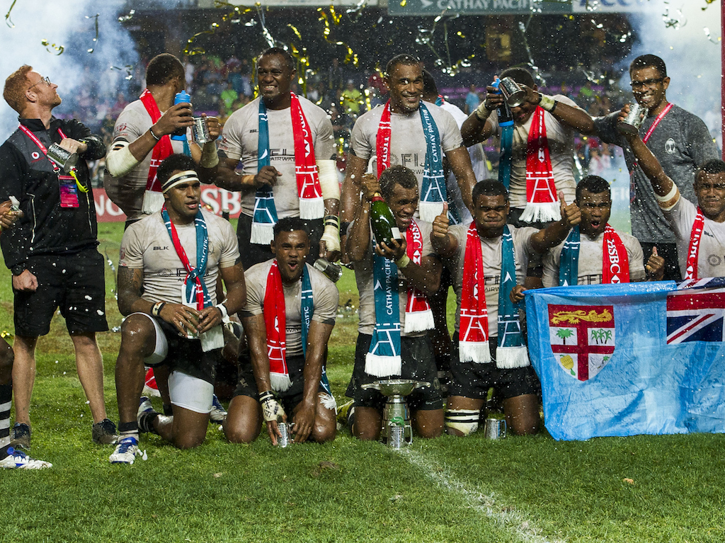 HSBC Sevens World Series: Fiji trionfano ad Hong Kong