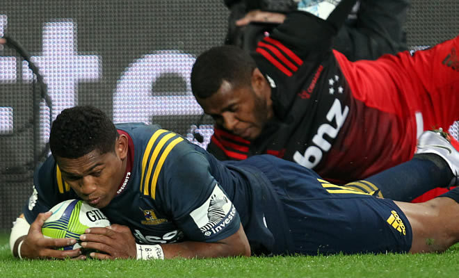 Natolo Crusaders Super Rugby