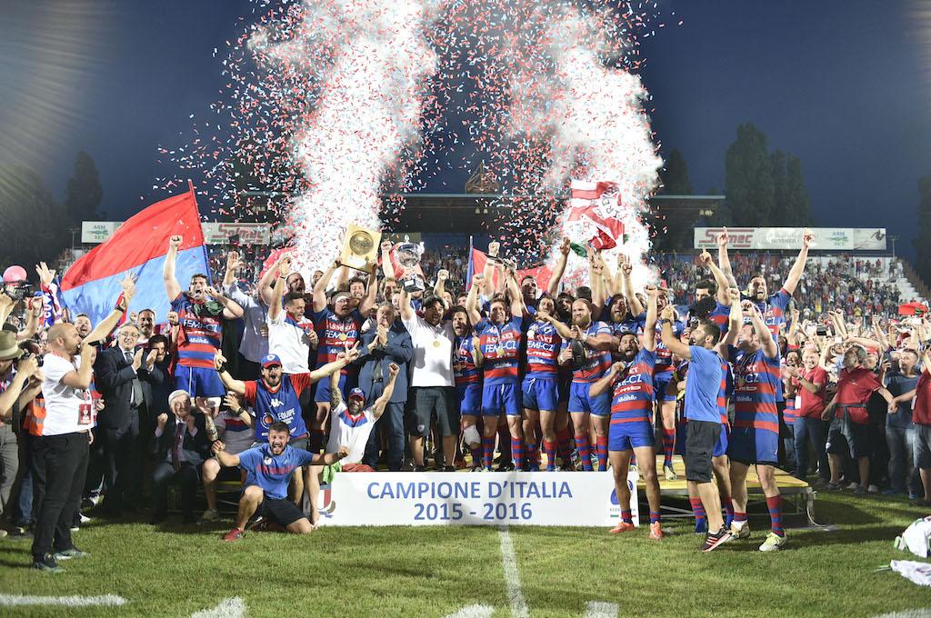 Rovigo è campione d'Italia
