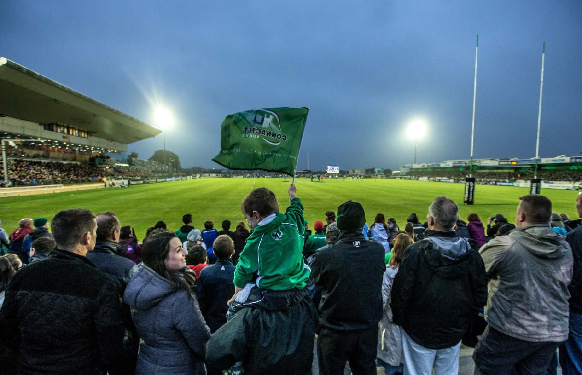 Connacht in finale di Guinness PRO12