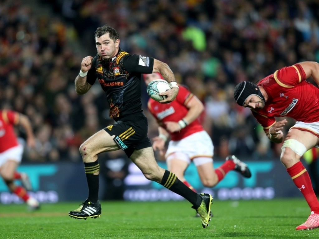 Test match 2016: i Chiefs schiantano il Galles