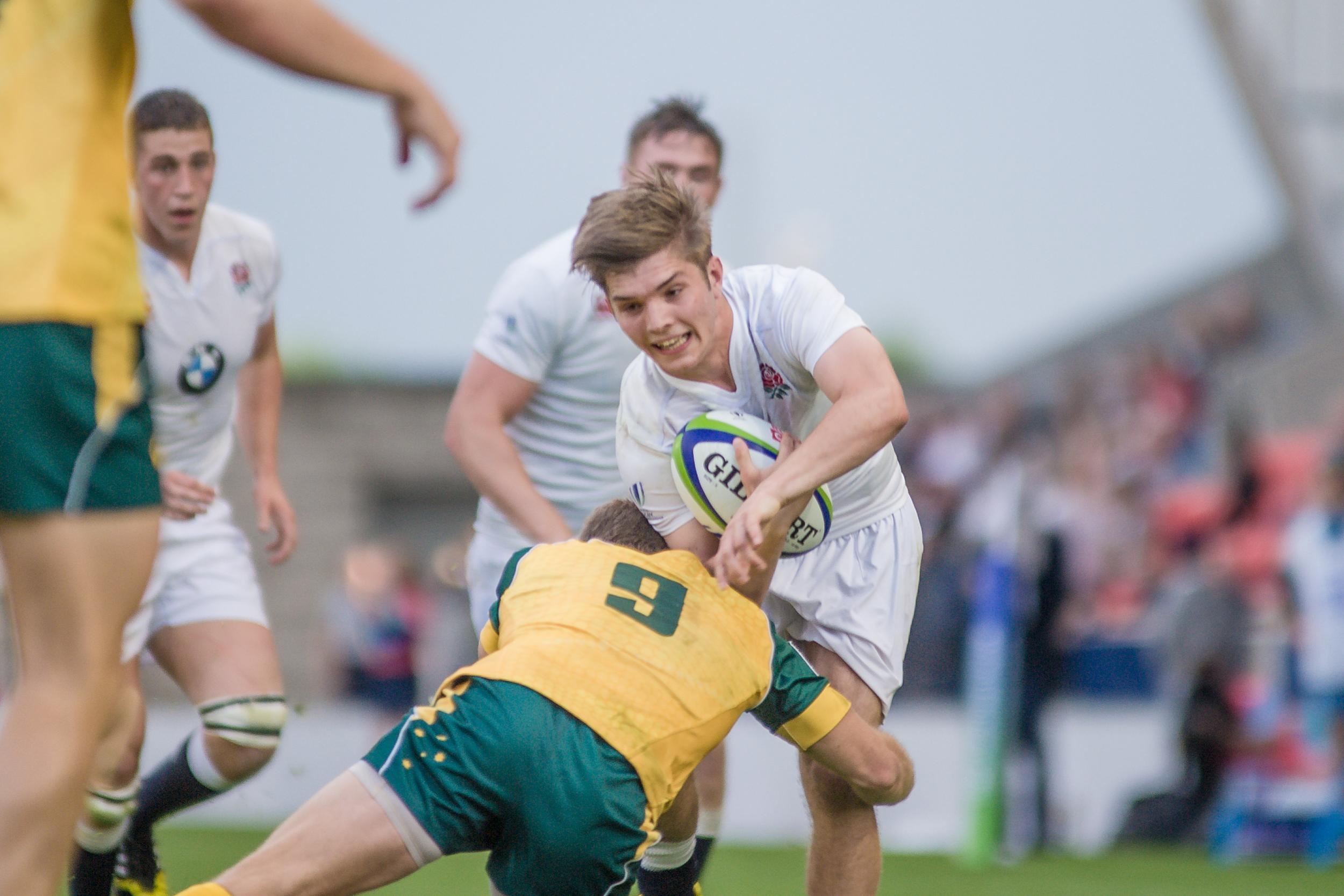 Inghilterra v Australia U20