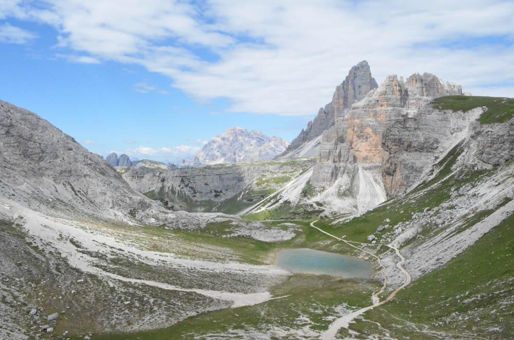 Piani di Cengia, Dolomiti