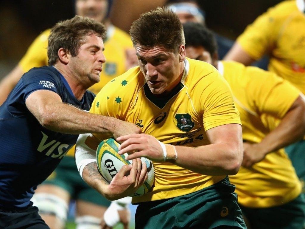 Australia Rugby Championship 2016
