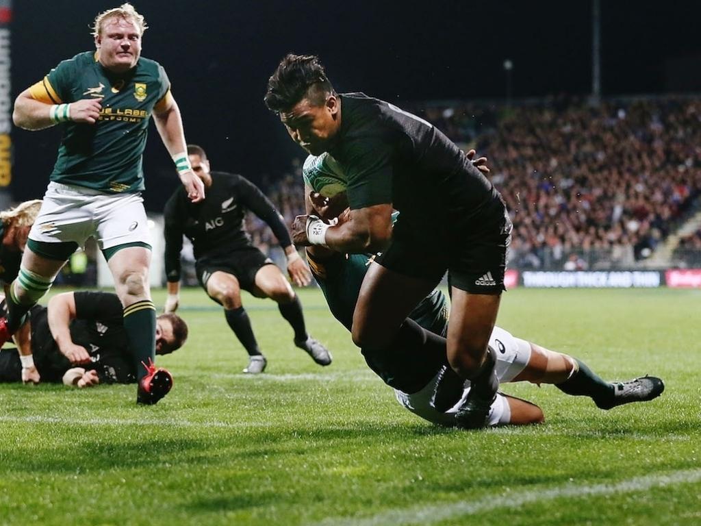 Il Rugby Championship 2016 è (già) degli All Blacks