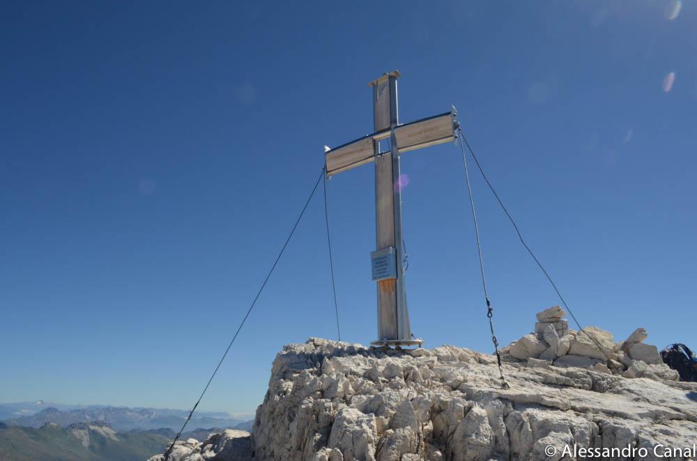 Cima Popera e Strada degli Alpini