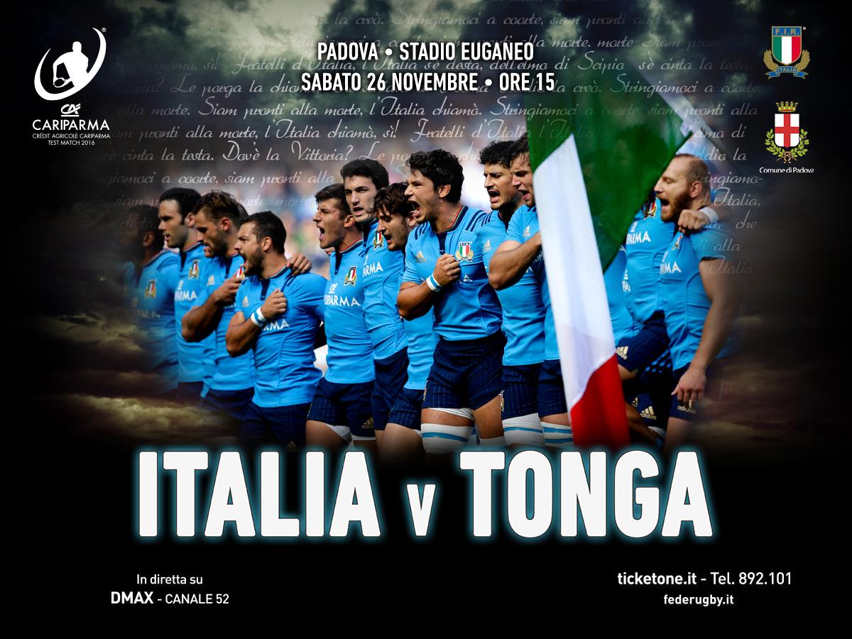 italia tonga novembre 2016