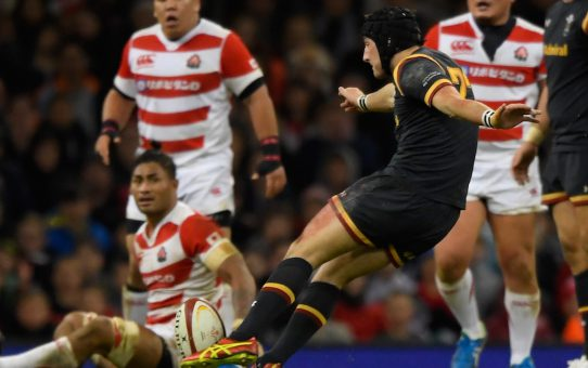 Test Match: Sam Davies salva il Galles