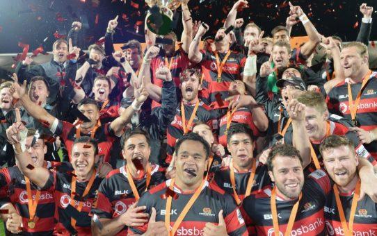 Mitre 10 Cup: Canterbury è ancora campione