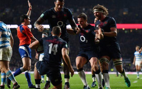 Test Match: l'Inghilterra, in 14, schianta i Pumas