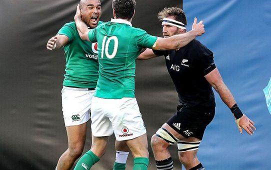 Test Match: l'Irlanda fa la storia