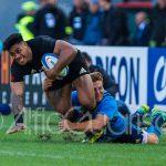Test Match: All Blacks dominano a Roma
