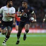 Test match: l'Inghilterra strapazza le Fiji