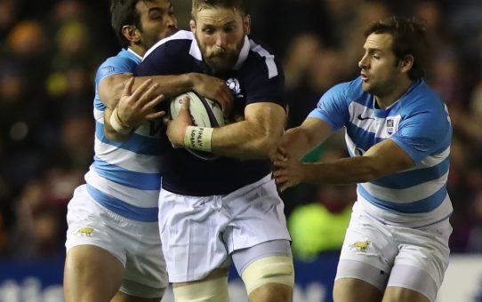 Test match: la soddisfazione della Scozia