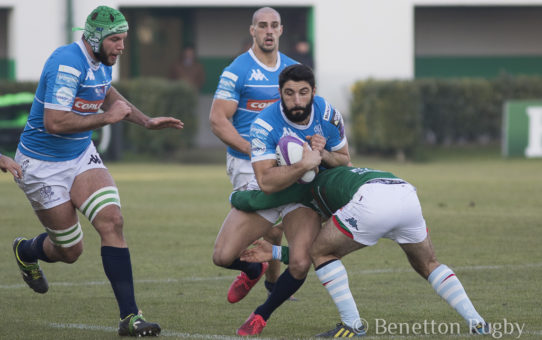 Challenge Cup: Treviso vince ancora