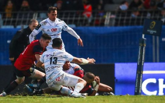 European Champions Cup: immenso Munster a Parigi