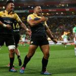 Super Rugby 2017: tutto il meglio del quarto turno