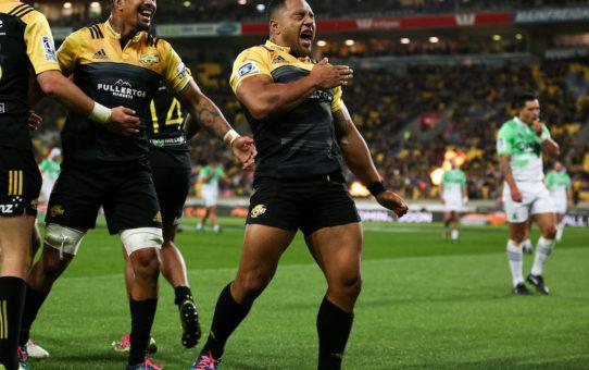 Settimo turno di Super Rugby 2018