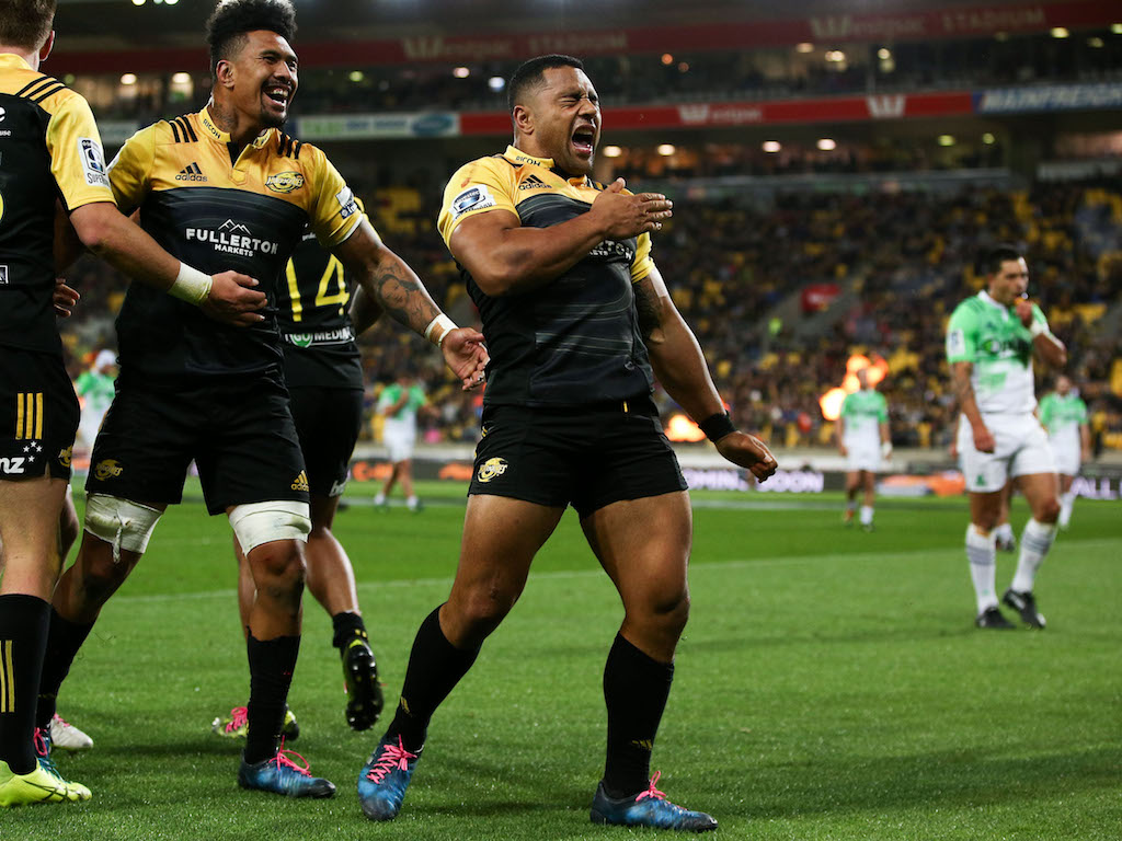 hurricanes Super Rugby 2017