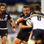 Il secondo turno di Super Rugby 2017