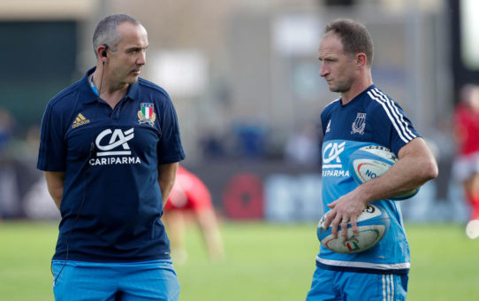 conor o'shea italia rugby