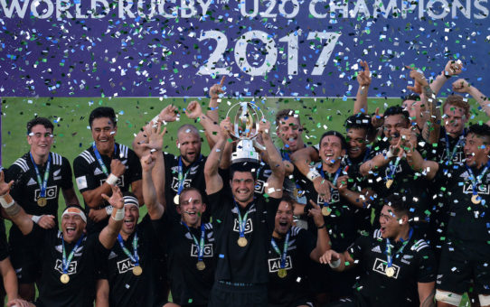 all blacks world rugby under 20 championship