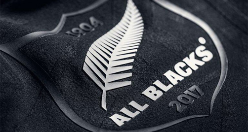 I 33 All Blacks per i Lions