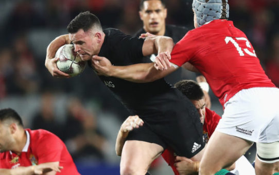 Lions tour 2017: il primo test match va agli All Blacks