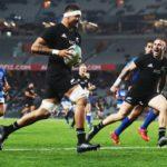 Test Match 2017: gli All Blacks spazzano via Samoa